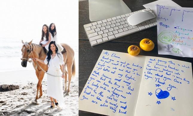 Nghệ sĩ Việt viết những lời biết ơn xúc động gửi tới thầy cô dịp 20/11 ảnh 4