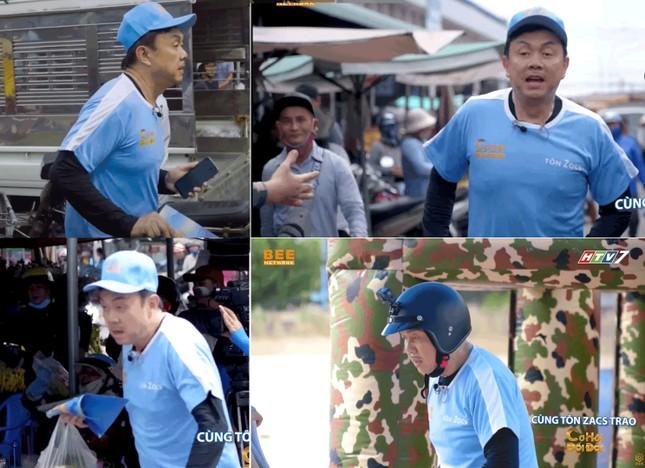 Khán giả rơi nước mắt xem video Chí Tài chạy mướt mồ hôi để giúp người nghèo ảnh 1