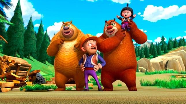 Bé gái 8 tuổi tử vong vì bắt chước cảnh leo núi trong phim Chú gấu Boonie ảnh 1