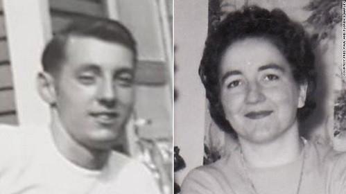 Cụ ông 84 tuổi làm đám cưới với tình đầu sau gần 7 thập kỉ xa cách gây xúc động ảnh 1