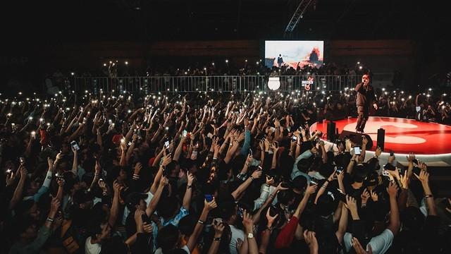 Khán giả mong Live Concert Rap Việt dời lịch khi dịch COVID-19 bùng phát ảnh 1