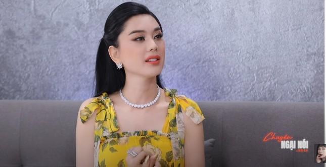 Lâm Khánh Chi tiết lộ chuyện vợ chồng gây bất ngờ ảnh 3