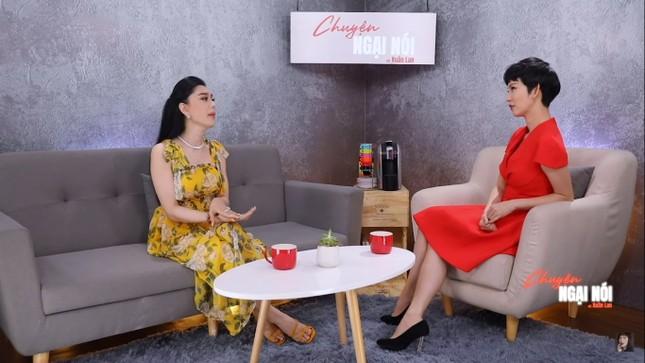Lâm Khánh Chi tiết lộ chuyện vợ chồng gây bất ngờ ảnh 1