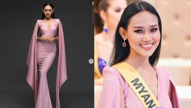 Nhan sắc Hoa hậu Hoa hậu Hòa bình Myanmar vừa bị truy nã ảnh 3
