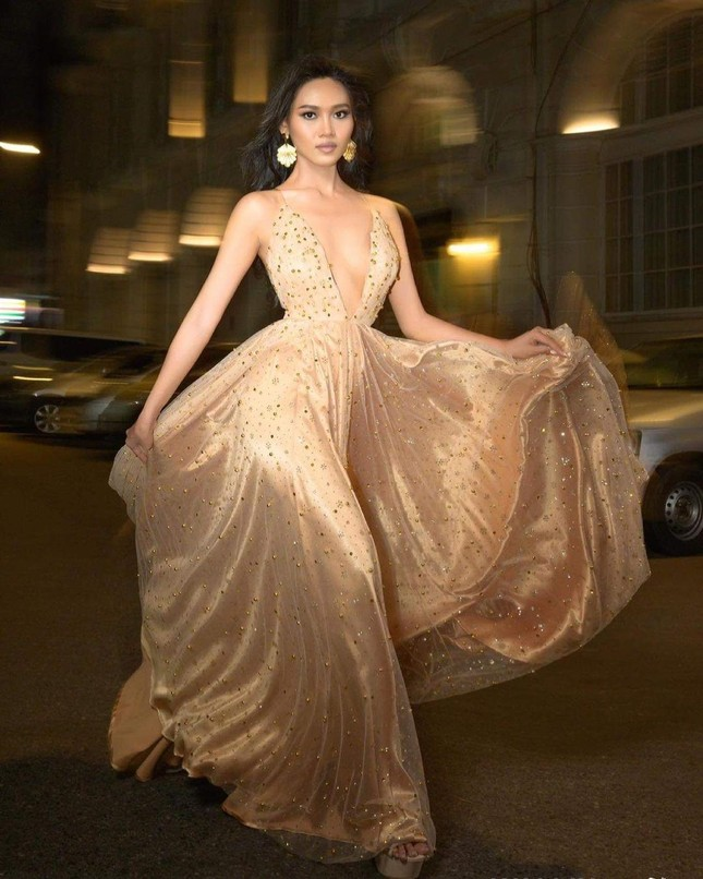 Nhan sắc Hoa hậu Hoa hậu Hòa bình Myanmar vừa bị truy nã ảnh 5