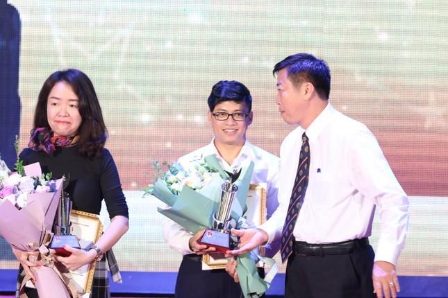 Báo Tiền Phong đoạt giải Nhất giải thưởng báo chí T.Ư Đoàn ảnh 2