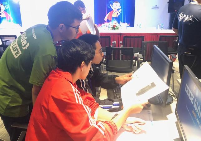 Sinh viên công nghệ giành 140 triệu đồng từ cuộc thi lập trình ảnh 1