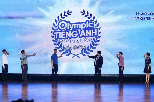 Chinh phục IELTS tại Hội thi 'Olympic tiếng Anh học sinh, sinh viên toàn quốc' ảnh 1