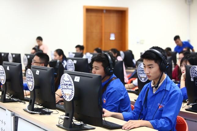 Chinh phục IELTS tại Hội thi 'Olympic tiếng Anh học sinh, sinh viên toàn quốc' ảnh 2