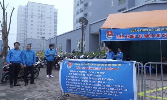 Tuổi trẻ Thủ đô thành lập nhiều đội hình tình nguyện phục vụ Tết ảnh 2
