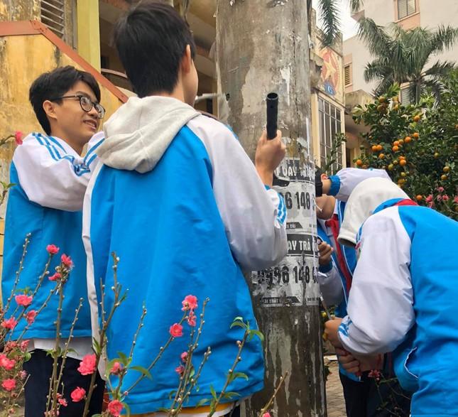 Tuổi trẻ Thủ đô thành lập nhiều đội hình tình nguyện phục vụ Tết ảnh 1