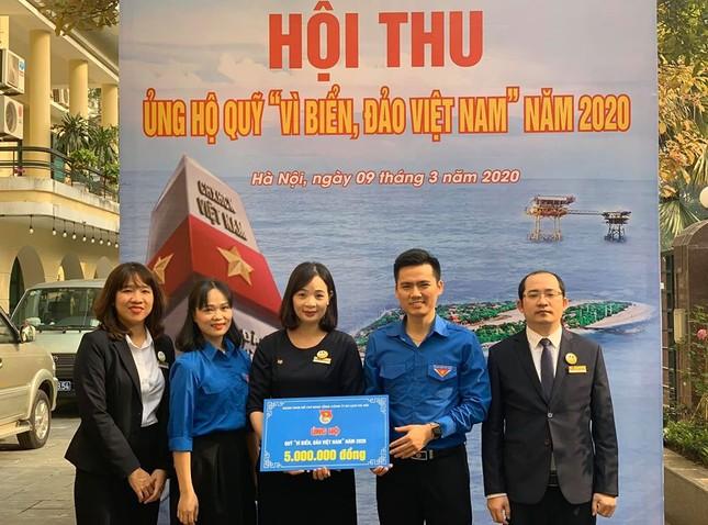 Thành Đoàn Hà Nội phát động hội thu ủng hộ 'Vì biển, đảo Việt Nam' ảnh 3