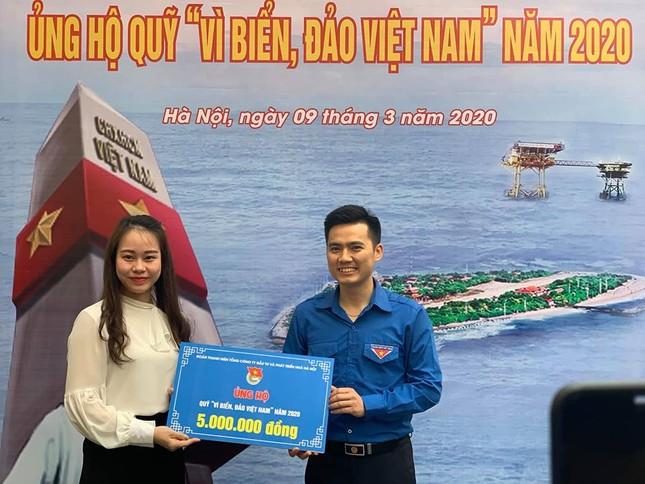 Thành Đoàn Hà Nội phát động hội thu ủng hộ 'Vì biển, đảo Việt Nam' ảnh 5