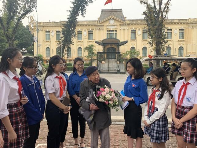 Ấn tượng cầu truyền hình Ngày đoàn viên của tuổi trẻ Thủ đô ảnh 4