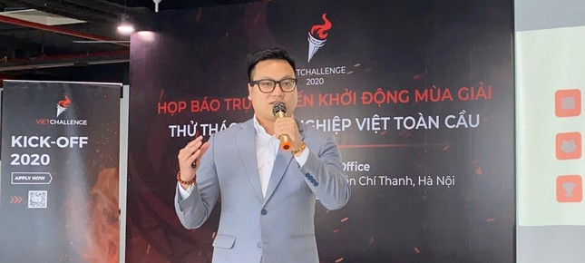 Nhiều điểm mới tại cuộc thi khởi nghiệp Việt toàn cầu 2020 - VietChallenge ảnh 1