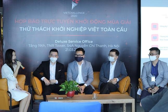 Nhiều điểm mới tại cuộc thi khởi nghiệp Việt toàn cầu 2020 - VietChallenge ảnh 3
