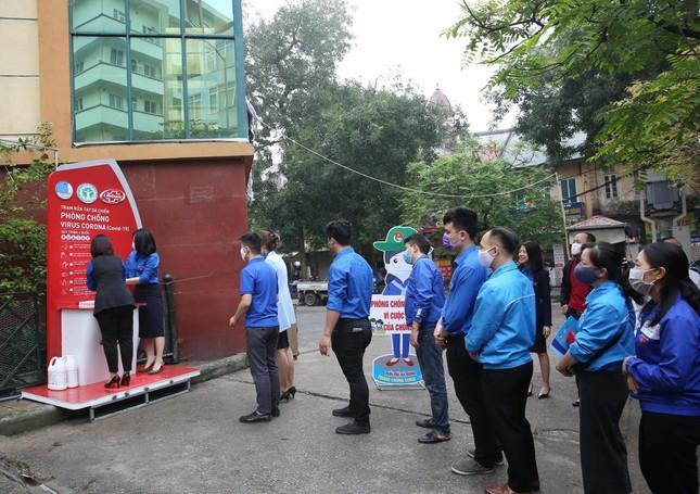 Tuổi trẻ Thủ đô đồng hành, hỗ trợ người dân tại khu cách ly ảnh 6
