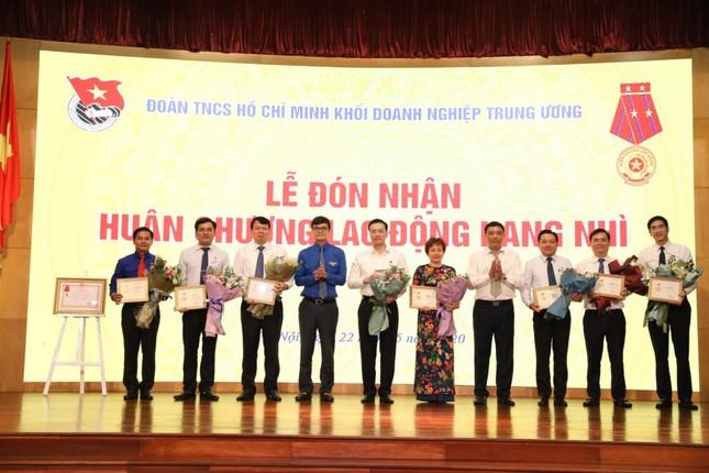 Đoàn Khối Doanh nghiệp T.Ư đón nhận Huân chương Lao động hạng Nhì ảnh 3