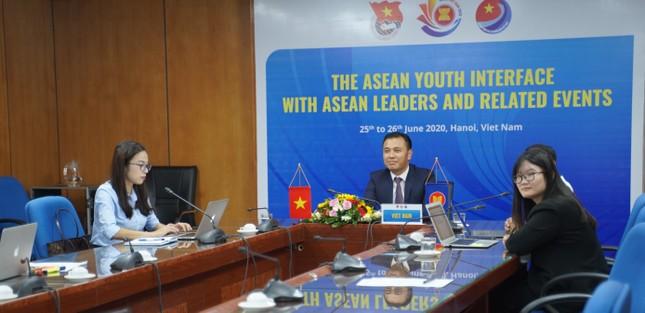 20 đại biểu thanh niên ASEAN tìm tiếng nói chung về tình nguyện, khởi nghiệp ảnh 1