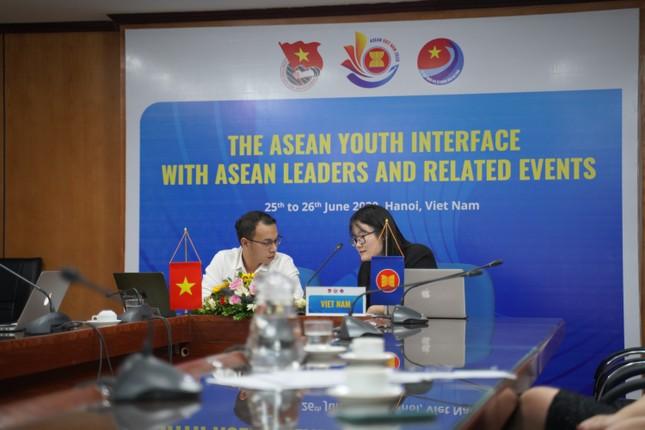 20 đại biểu thanh niên ASEAN tìm tiếng nói chung về tình nguyện, khởi nghiệp ảnh 2