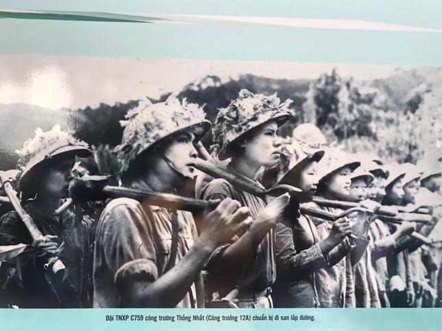 Tái hiện 70 năm hào hùng của TNXP Việt Nam qua ảnh, hiện vật ảnh 5