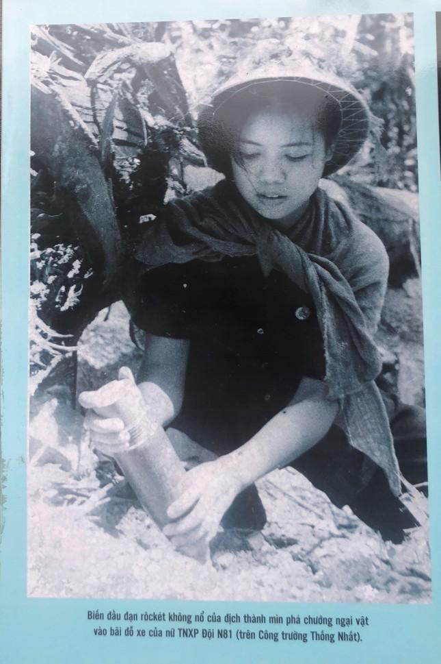 Tái hiện 70 năm hào hùng của TNXP Việt Nam qua ảnh, hiện vật ảnh 4