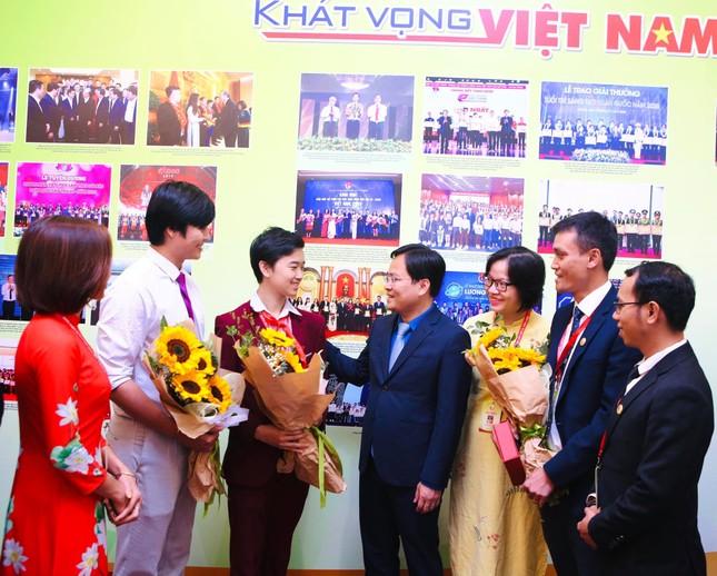 Tài năng trẻ là chủ nhân tạo ra sức bật mới cho đất nước ảnh 2