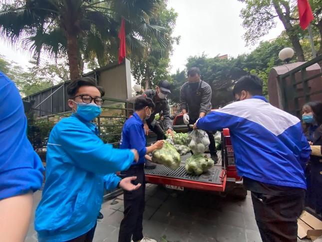 Tuổi trẻ Thủ đô hỗ trợ tiêu thụ 122 tấn nông sản cho bà con Hải Dương ảnh 1