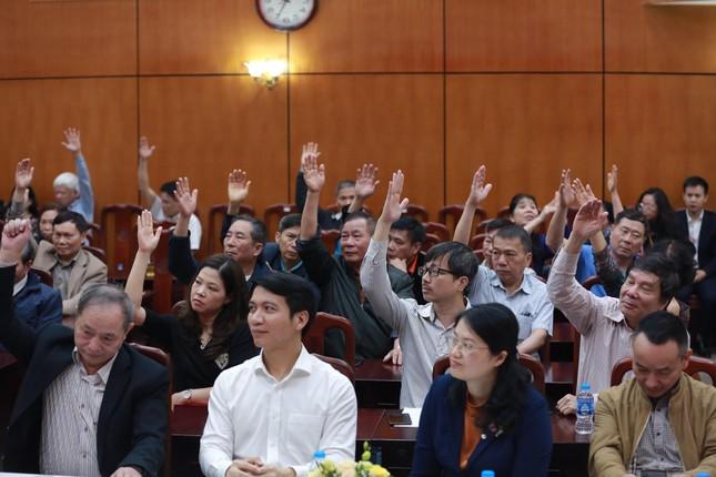 Cử tri tín nhiệm 100% giới thiệu Bí thư T.Ư Đoàn Nguyễn Ngọc Lương ứng cử ĐBQH ảnh 5