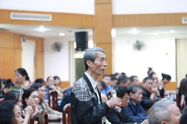 Cử tri tín nhiệm 100% giới thiệu Bí thư T.Ư Đoàn Nguyễn Ngọc Lương ứng cử ĐBQH ảnh 3