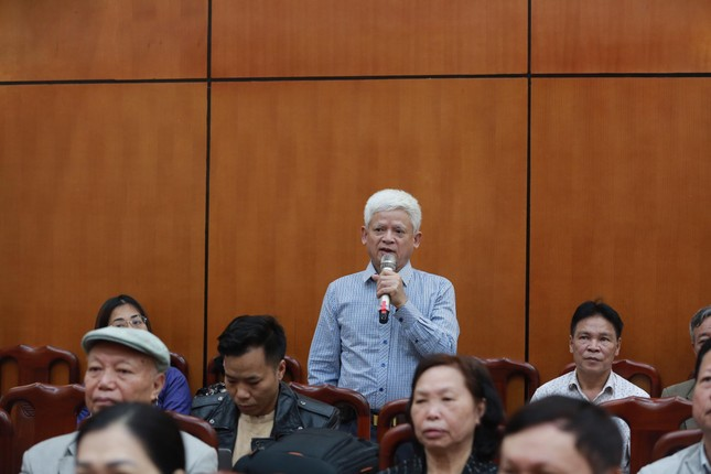 Cử tri tín nhiệm 100% giới thiệu Bí thư T.Ư Đoàn Nguyễn Ngọc Lương ứng cử ĐBQH ảnh 2