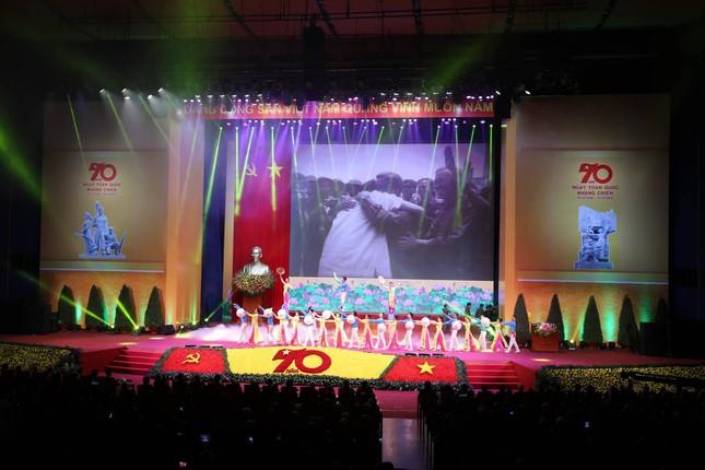 3.500 người dự Lễ kỷ niệm 70 năm Ngày Toàn quốc kháng chiến ảnh 3