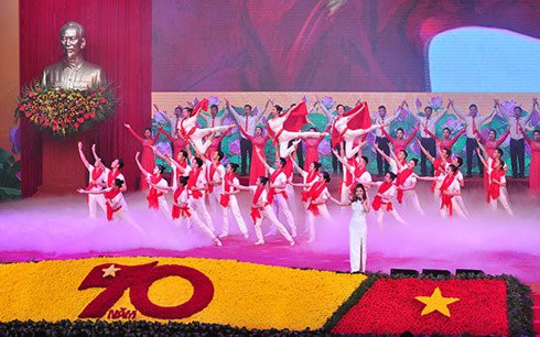 3.500 người dự Lễ kỷ niệm 70 năm Ngày Toàn quốc kháng chiến ảnh 4