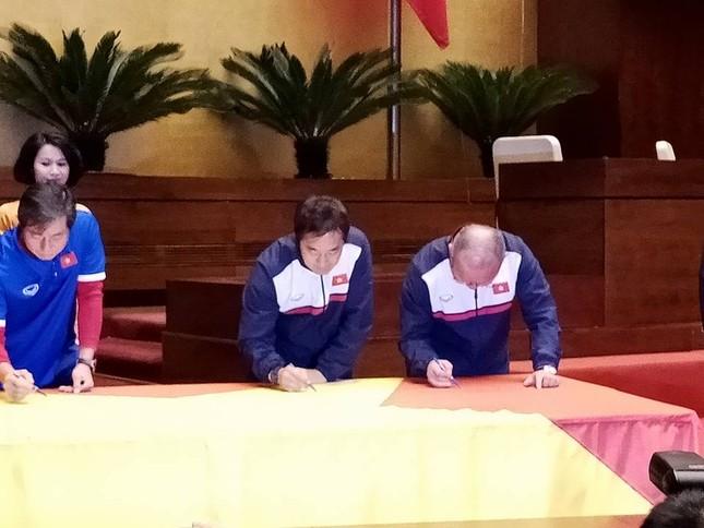 Chủ tịch Quốc hội: U23 Việt Nam đã làm nên điều kỳ diệu! ảnh 2
