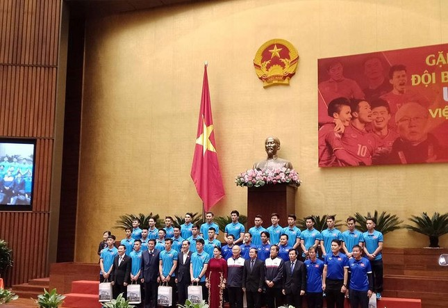 Chủ tịch Quốc hội: U23 Việt Nam đã làm nên điều kỳ diệu! ảnh 1