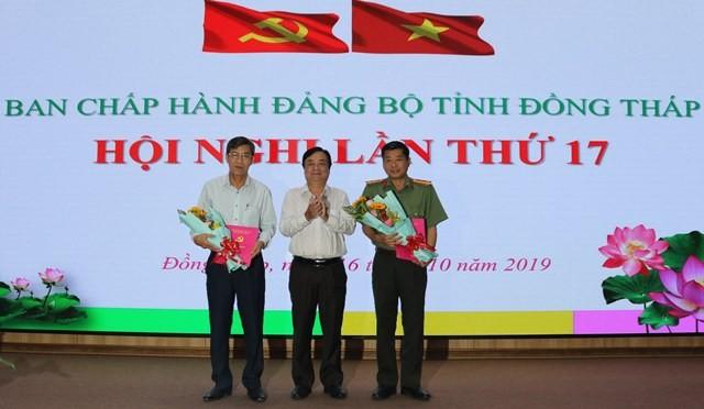Nhân sự mới các tỉnh Đồng Tháp, Thái Nguyên, Đồng Nai, Quảng Bình ảnh 1
