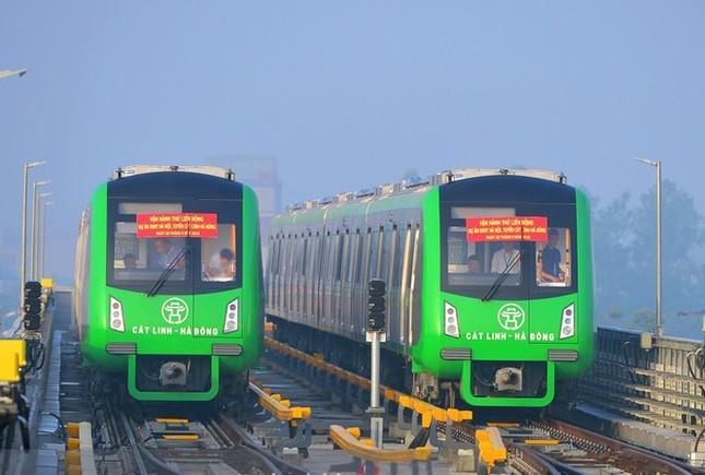 Đường sắt Cát Linh – Hà Đông bao giờ vận hành thương mại? ảnh 3