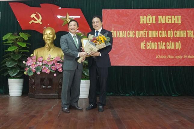 Kiện toàn nhân sự cấp cao tại Khánh Hòa, Nghệ An, Vĩnh Long ảnh 1