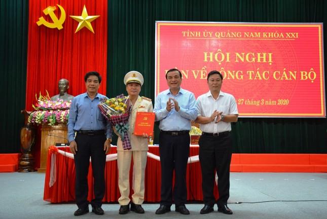 Ban Bí thư chuẩn y nhân sự tại Thái Bình, Quảng Nam ảnh 1