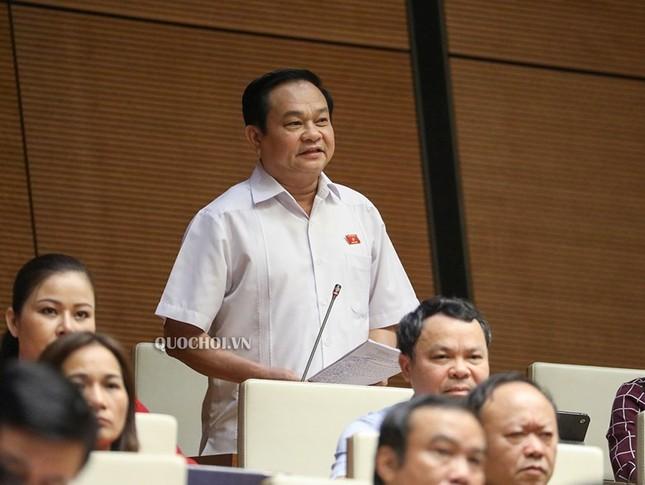 Bộ trưởng Hà đưa ra nhiều cam kết trước Quốc hội ảnh 1