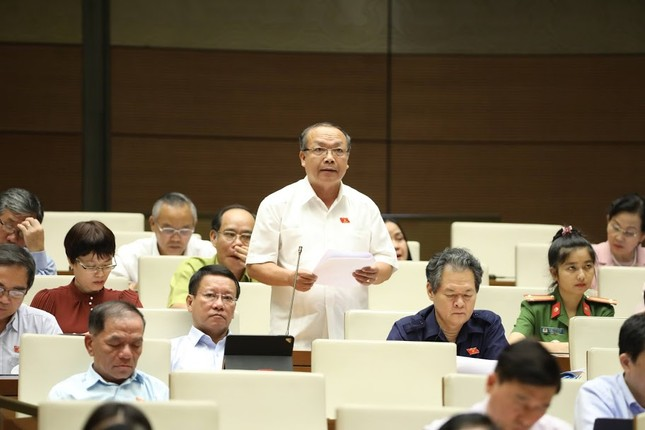 Phát ngôn ấn tượng và những tranh luận 'nảy lửa' tại kỳ họp 9, Quốc hội 14 ảnh 7