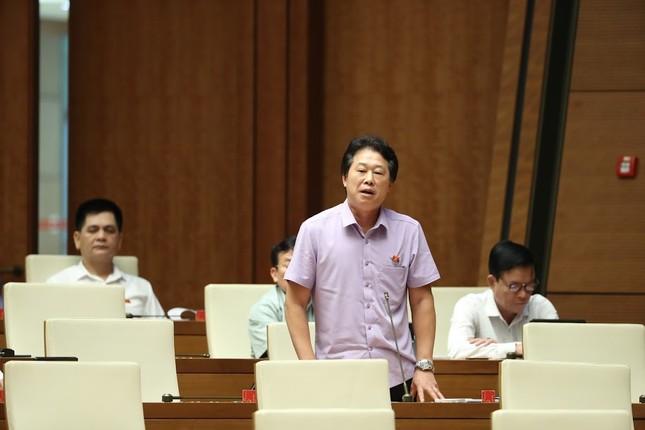 Phát ngôn ấn tượng và những tranh luận 'nảy lửa' tại kỳ họp 9, Quốc hội 14 ảnh 9