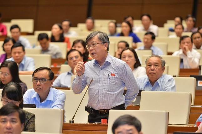 Phát ngôn ấn tượng và những tranh luận 'nảy lửa' tại kỳ họp 9, Quốc hội 14 ảnh 4