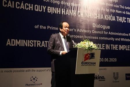 Chủ tịch EuroCham : Thế giới vật lộn, Việt Nam đang có 'cơ hội vàng' ảnh 1