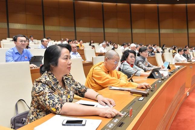 Quốc hội thông qua Nghị quyết chính quyền đô thị TP.HCM ảnh 1
