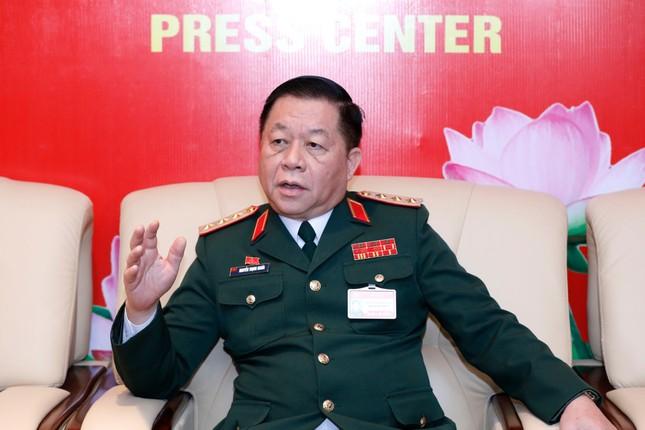 Thượng tướng Nguyễn Trọng Nghĩa: 'Kiên định mục tiêu bảo vệ Tổ quốc' ảnh 1
