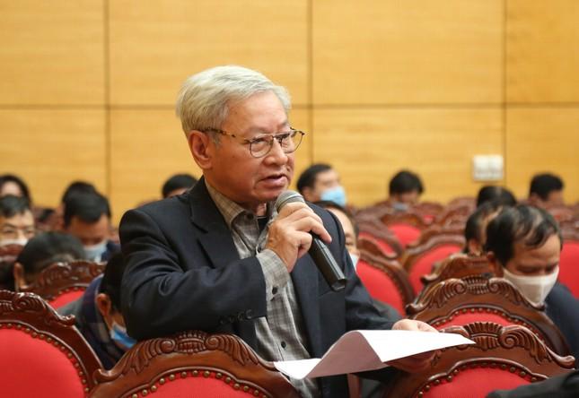 'Chúc Tổng Bí thư, Chủ tịch nước Nguyễn Phú Trọng nhiều sức khỏe, vững tay chèo' ảnh 1