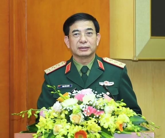 Năm tướng lĩnh công an, quân đội được giới thiệu ứng cử đại biểu Quốc hội ảnh 1