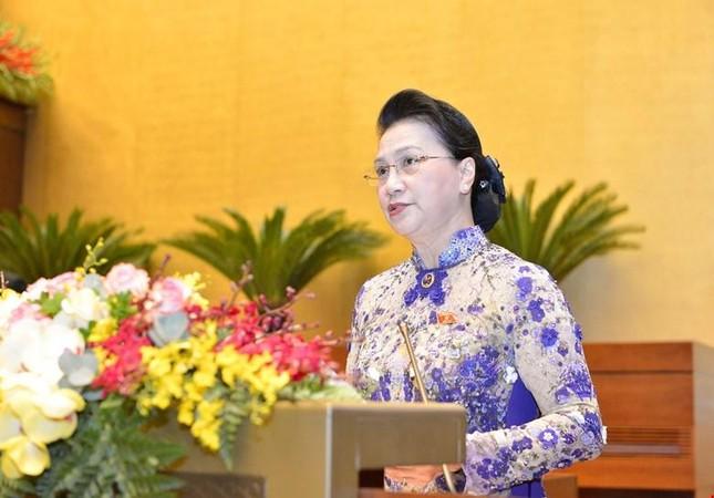 Trình nhân sự đề cử để bầu Chủ tịch Quốc hội kế nhiệm bà Nguyễn Thị Kim Ngân ảnh 1