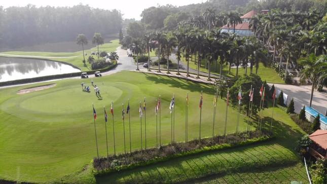 Cận cảnh sân thi đấu Tiền Phong Golf Championship 2019 ảnh 1